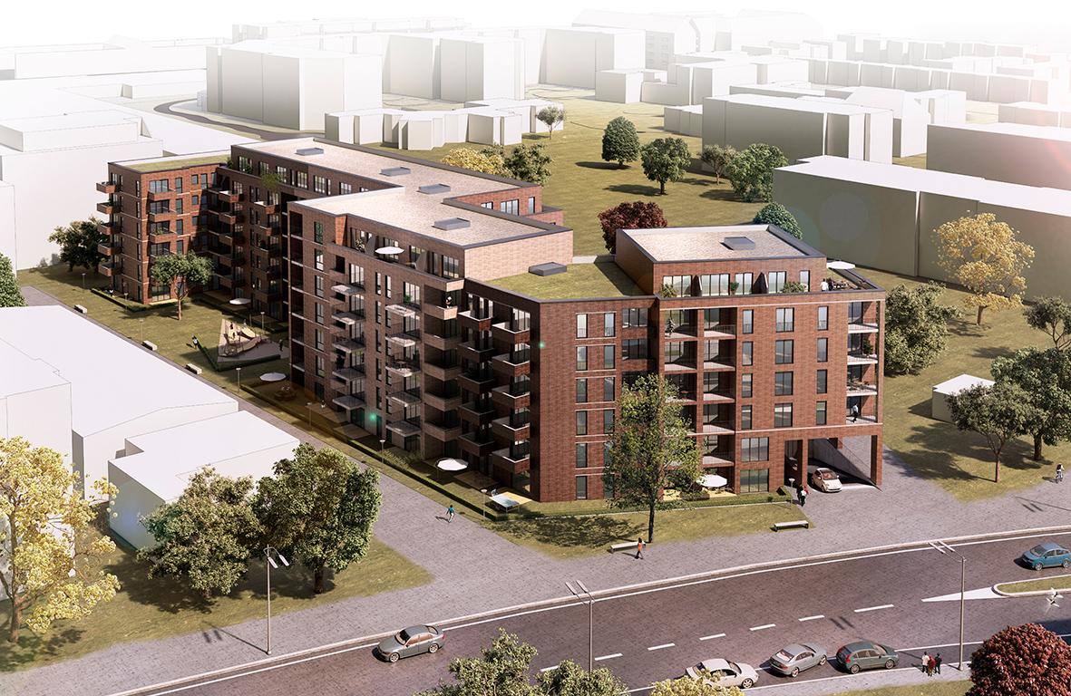 osterfeldstrasse 8 10 heitmannmont far architekten. Black Bedroom Furniture Sets. Home Design Ideas