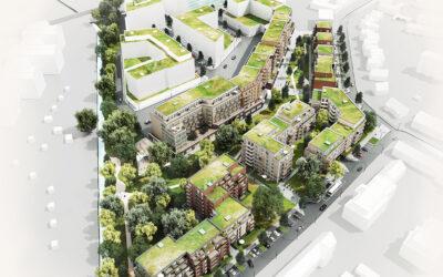 PETERSEN PARK_Baubeginn noch dieses Jahr: So wird der Petersen Park in Hamburg Groß-Borstel